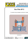 Model BF CE Series - Box Filler Brochure
