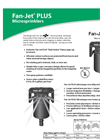 Fan-Jet - Model Plus - Microsprinklers Datasheet