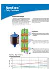 NonStop - Drip Emitters Datasheet