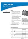 Model PCI Series - Pressure Compensating Inline Drip Tubing Datasheet