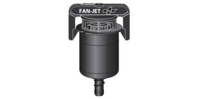 Fan-Jet - Model Plus - Microsprinklers