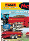 Meyer - Model V-Max - Pull Type Manure Spreaders Brochure