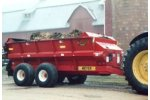 Meyer - Model V-Force 7000 Series - Manure Spreader