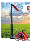 Model BF-BFS - Double Blade Sickle Bar Mower Brochure