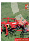 Model RR 420 EVO - Rotary Rake Brochure
