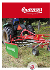 DRAGONFLY - Model 7700 - Double Rotary Rake Brochure