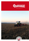 Model RT 7-9 / RT 13H-Flex - Pull Type Hay Rake Brochure