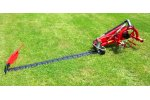 Model BF series - Double Blade Sickle Bar Mower
