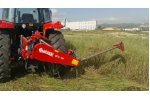 Model BF-BFS - Double Blade Sickle Bar Mower