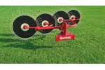 Model RP  - 3 Point Hitch Hay Rake