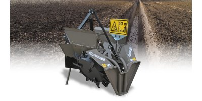 Model FOX  - Double Wheel Ditchers