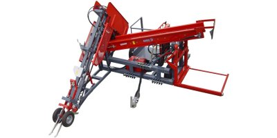 Model RE1  - One Row Harvester Topper
