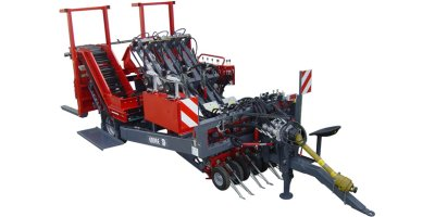Model RE3/4/5 - Multi Row Harvester Topper