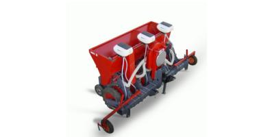 Model PLPS - Single Row Pneumatical Garlic & Onion Planter