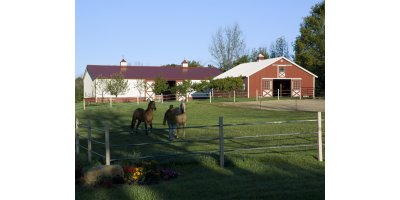 Morton - Horse Barn & Stable