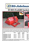 Forklift Buckets Brochure
