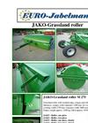 Model M 275 - Grassland Roller Brochure