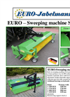 Model SKM - Sweeping Machine Brochure