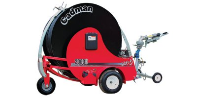 Cadman - Model 2000S - Travellers / Irrigation Reels