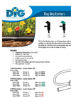 Flag Drippers-1 GPH  Brochure
