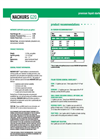 Nachurs - G20 - Liquid Fertilizer  Brochure