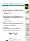 Aqua-Tech - Model 7-20-4 - Premium Irrigation Fertilizer - Datasheet
