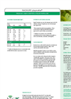 Nachurs playmaKer - Liquid Fertilizer - Datasheet