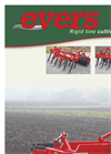 Mustang - Model LD - Rigid Tine Cultivators Brochure