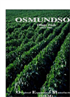 Osmundson Mfg. Co. Brochure