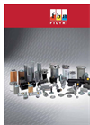 Hydraulic Filters Catalogue