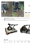 Model DML/TWIN - Forestry Mulcher Brochure