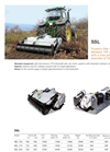 Model SSL - Forestry Tiller Brochure