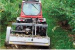 FAE - Model UML/SS - Forestry Mulcher