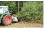 FAE - Model SSL Speed - Forestry Tiller
