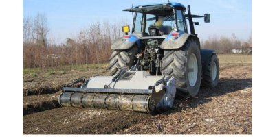 Model SSL - Forestry Tiller
