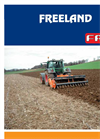 FreeLand - Rotary Plough Brochure