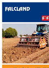 FALCLAND - Model 3000 - Rotary Plough Brochure