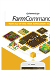 FarmCommand - Farm Management Platform Software  Brochure