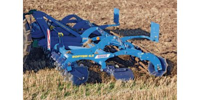 Softer - Model N/NS - Disk Plough-Harrow