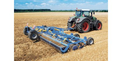 Softer - Model PS - Disk Plough-Harrow