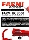 Model BC 3000 - Wood Chipper Brochure