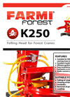 Model K250 - Felling Head Brochure