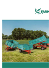 SUPERFEX - Model 1000 - Manure Spreader Brochure
