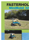 Fasterholt - Model Minimobil 32 - Bording Irrigation Machines - Brochure