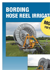 Fasterholt - Model 12TT/12TTXL - Bording Hose Reel Irrigators - Datasheet