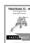 MiniMobil - Model 32 - Bording Irrigation Machines - Manual