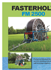 Fasterholt - Model FM 2500 - Self-Moving Irrigation Machines - Brochure