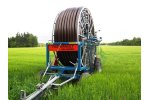 Fasterholt - Model FM 2500 - Turbine Driven, Self-propelled Irrigator