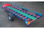 Fasterholt - Model QB3  - Bale Wagon