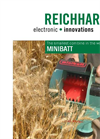 Minibatt Sample Harvester Brochure
